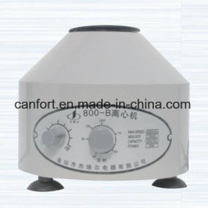 Lab Equipment Low Speed Mini Centrifuge 800B with Timer Made in China pictures & photos