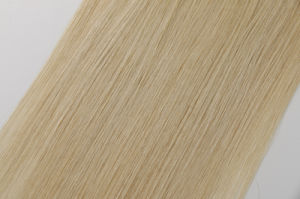 Clip in Hair Extension 100% Unprocessed Brazilian Human Hair pictures & photos