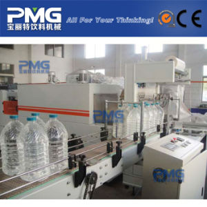 Well Received Heat Shrink Packing Machine with Shrink Tunnel pictures & photos