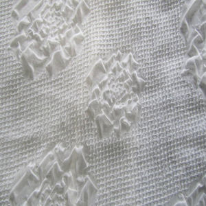 100% Polyester Embossed Chiffon for Lady Scarf and Shirt pictures & photos