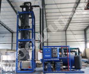 Tube Ice Machine for Food Processing & Human Consumption (FIT-200) pictures & photos