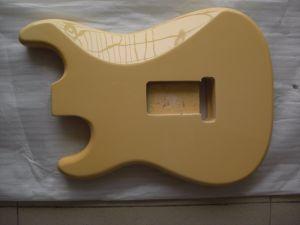 DIY Adler Desert Sand Strat Guitar Body pictures & photos