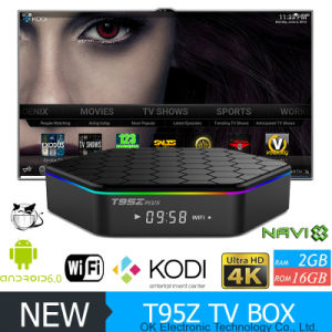 Newest Amlogic S915 Android TV Box T95z Plus 2GB 16GB Media Player pictures & photos