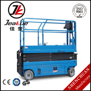 Electric Scissor Lift Self-Propelled Aerial Work Platform pictures & photos