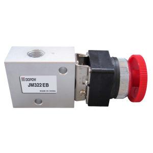 Jm-05 Selective Knob Mechanical Valve 2/3 Pneumatic Valve pictures & photos