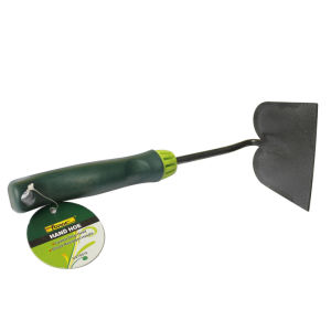 China high quality garden tools carbon steel flat hand hoe for Quality garden hand tools