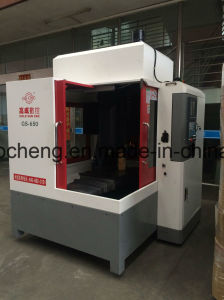 Vertical CNC Engraving and Milling Machine GS-E650 pictures & photos