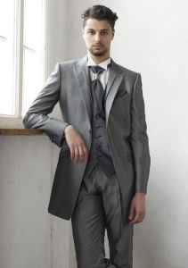 High Quality Men′s Suit Formal Business/Wedding Suits