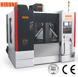 High Accuracy CNC Vertical Milling Machine with Processing Products (EV-850L) pictures & photos