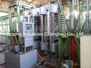 Thermo Press Machine for PVC Floor Tile pictures & photos