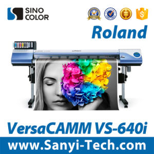 Original and New Brand Roland Eco Solvent Printer with Price, Roland VSI Serieslarge-Format Inkjet Printers/Cutters, Roland Printer Roland Vs-640I pictures & photos