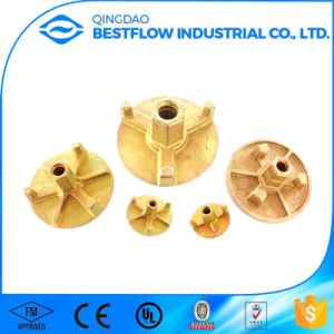 Formwork Fasteners Three Wing Anchor Nut pictures & photos