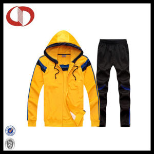 Cheap Price Custom Athletic Wear Soccer Tracksuit for Man pictures & photos