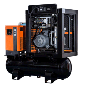 7.5kw Integration Screw Air Compressor pictures & photos