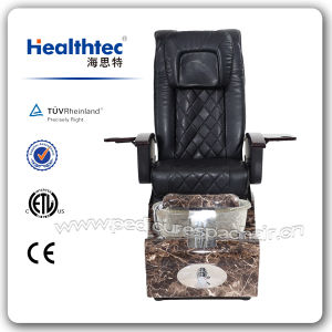 Solid Wood Manicure Nail Salon Chair (C902-81) pictures & photos