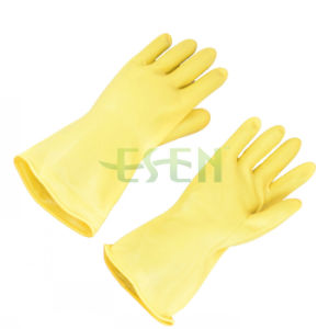 Industry Gloves, Acid Proof Neoprene Gloves, Rubber Gloves pictures & photos