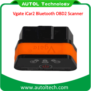 Newest Original Vgate Icar 2 Bluetooth/ Obdii Super Elm327 Icar2 Bluetooth Car Diagnostic Interface for Android OBD2 Code Scanner pictures & photos