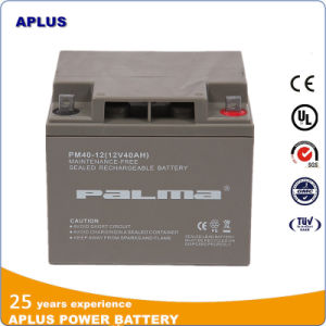 Fully Charged 12V Sealed Batteries for UPS Operation pictures & photos