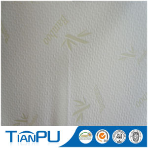 High Quality Bamboo Material Mattress Ticking pictures & photos