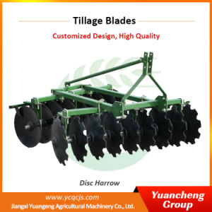 3 Point Hitch 1.9m Working Width Plough Disc Tiller Plow pictures & photos