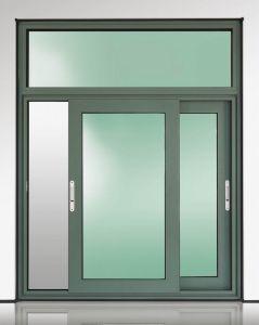 Horizontal Opening Pattern PVC Interior Sliding Window/PVC Sliding Windows with Australian Standard As2047 pictures & photos