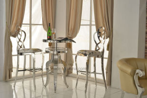 Modern Design Arm White Kitchen Chairs for Sale pictures & photos