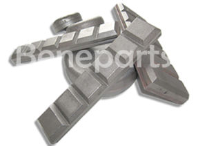 Wear Resistant Blow Bar for Impact Crusher Wear Plates DLP369 pictures & photos