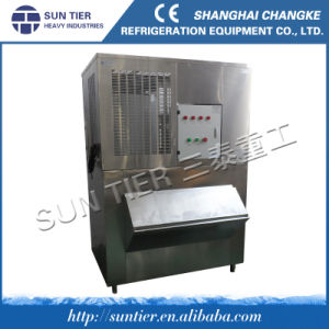500kg/Day Flake Ice Making Machine for Fishing Equipment pictures & photos