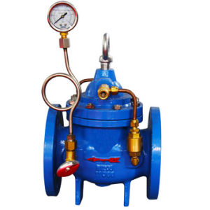 800X Differential Pressure Bypass Balance Valve pictures & photos