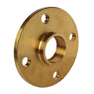 Brass CNC Machining Parts Flange Parts pictures & photos