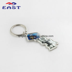 Havoline Gasoline Epoxy Metal Key Ring for Promotion pictures & photos