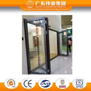 Wood Transfer Aluminium Window Sash Beading Extruded Profile pictures & photos