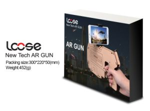 New Bluetooth Ar-Gun 3D Shooting Games Ar Gun Gamepad for Smartphones pictures & photos