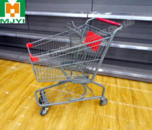 Strong Supermarket Convenient Retail Store Shopping Trolley Cart pictures & photos