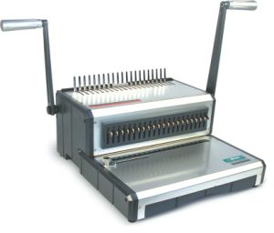 Heavy-Duty Comb Binding Machine (YD-CM650) pictures & photos