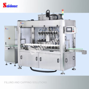 Automatic Linear Tracking Filling Machine