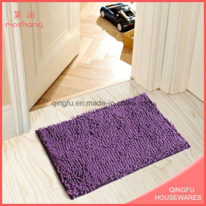 Microfiber Chenille Non-Slip Bathroom Floor Mat pictures & photos
