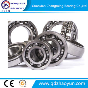 China Bearing Factory Auto Deep Groove Ball Bearing pictures & photos