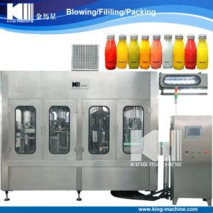 Hot Sale Automatic Monobloc Juice Filling Line pictures & photos