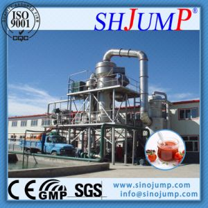 Forced External Circulation vacuum Evaporator/Low Temperature Continuous Vacuum Evaporator pictures & photos