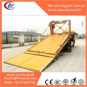 Towing Truck Rhd Isuzu Platform Towing Truck Wrecker for Sale pictures & photos
