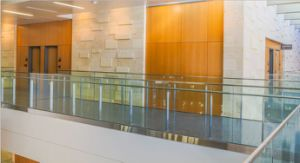 Commercial shopping Mall Glass Railing/Balustrade pictures & photos