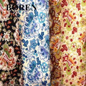Spandex Cotton Fabric for Dress Clothes