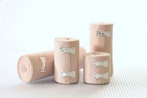 Surgical High Elasticity Bandage, Surgical Bandage pictures & photos