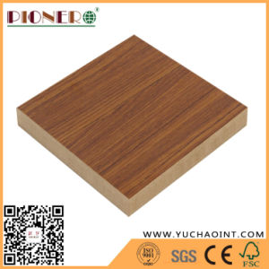 17mm Furniture Grade Melamine MDF for Cabinet pictures & photos
