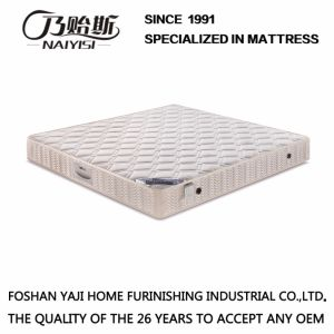 Home and Hotel Used Natural Latex Mattress (FB701) pictures & photos