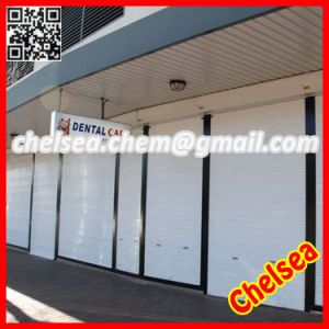 Galvanized Steel Insulated Metal Roller Door (ST-003) pictures & photos