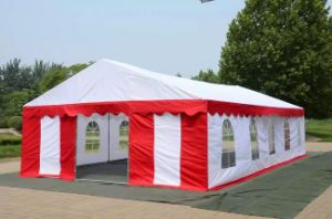 PVC Coated Fabric for Tent Tb0038 pictures & photos