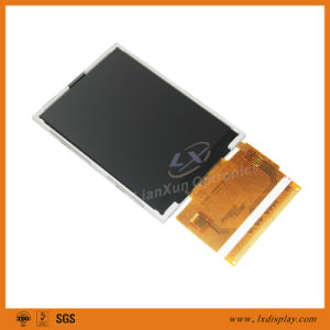 """Wide Viewing Angle 2.8"""" 240X320 37 Pins MCU Interface TFT LCD Screen pictures & photos"""