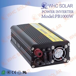12V DC to 220V AC 1000W Solar Portable Inverter pictures & photos